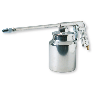 Spray Gun with Pot